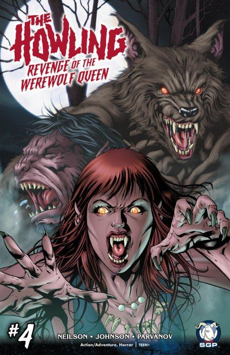 The Howling - Revenge of the Werewolf Queen #04