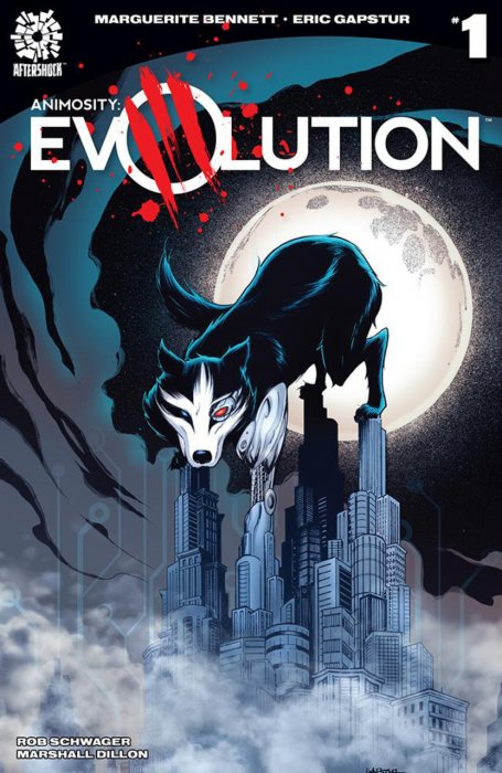 Animosity - Evolution #1