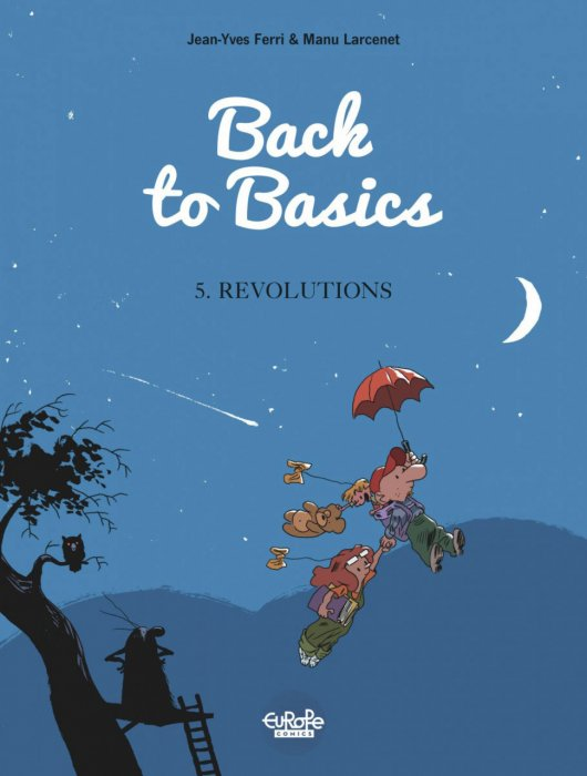Back To Basics #5 - Revolutions