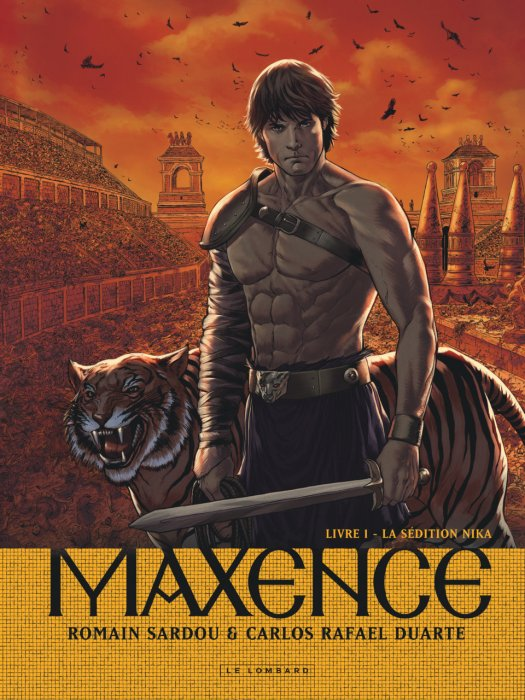 Maxence Vol.1-3 Complete