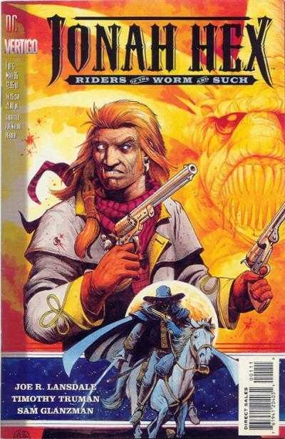 Jonah Hex Riders of the Worm and Such #1-5 Complete