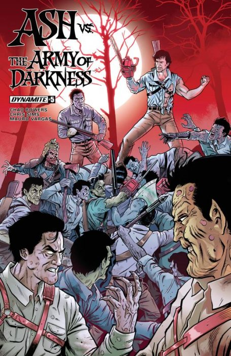 Ash vs The Army of Darkness #5