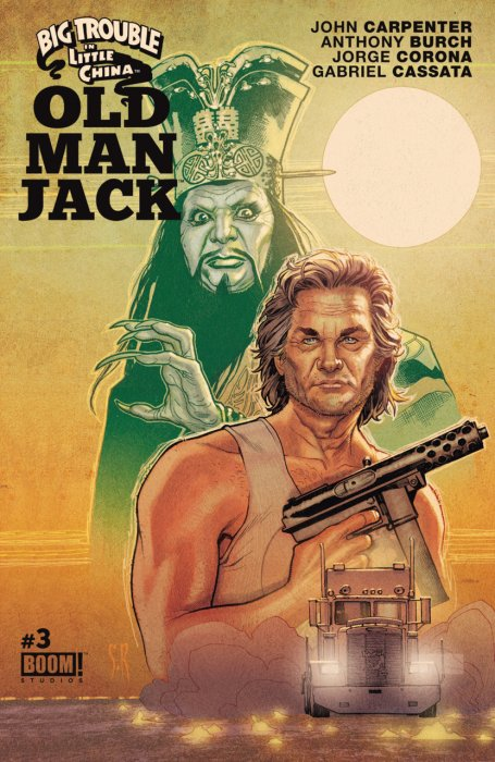 Big Trouble In Little China Old Man Jack #3