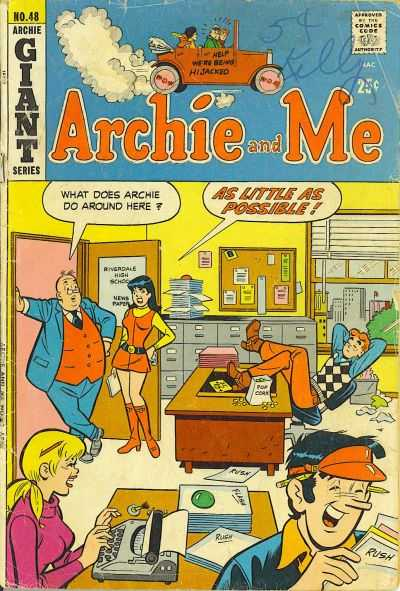 Archie and Me #48-50 Complete