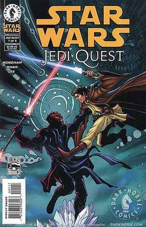 Star Wars - Jedi Quest #1-4 Complete