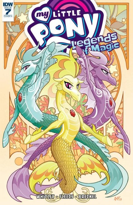 My Little Pony - Legends of Magic #7
