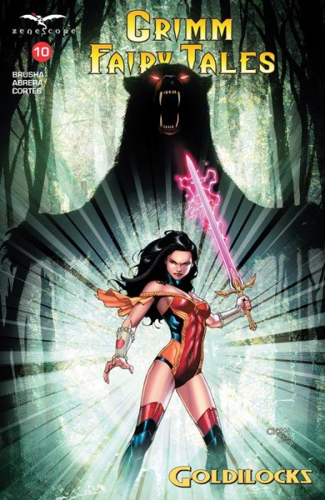 Grimm Fairy Tales Vol.2 #10