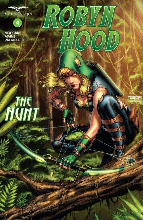 Robyn Hood - The Hunt #4