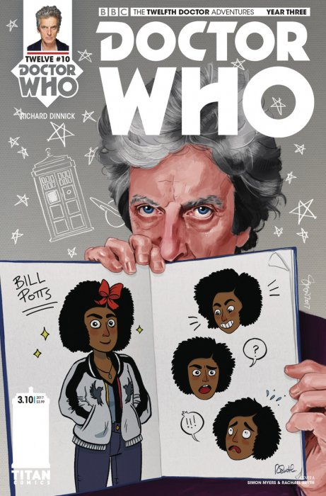 Doctor Who - The Twelfth Doctor Year Three #10