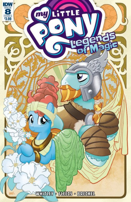 My Little Pony - Legends of Magic #8