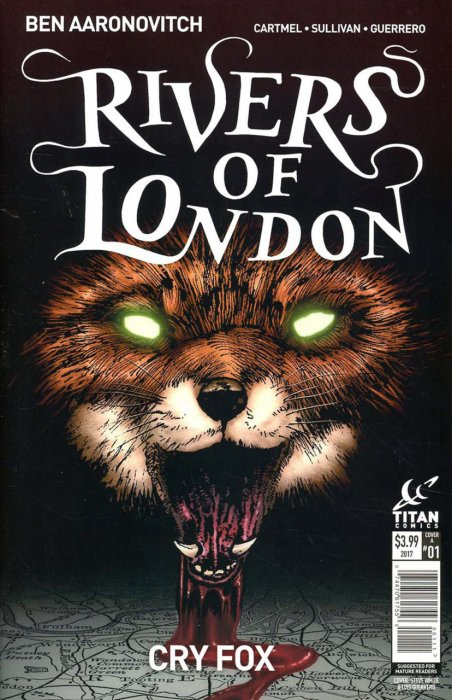 Rivers of London - Cry Fox #1