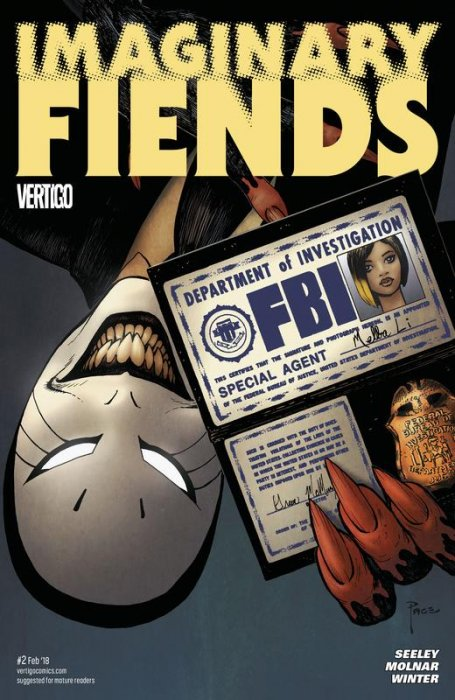 Imaginary Fiends #2