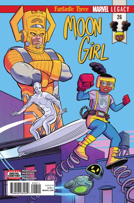 Moon Girl and Devil Dinosaur #26