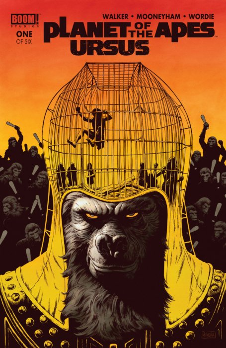 Planet of the Apes - Ursus #1