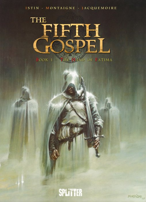 The Fifth Gospel Vol.1-4 Complete