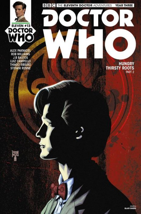 Doctor Who - The Eleventh Doctor Year Three #13