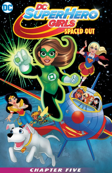 DC Super Hero Girls #5 - Spaced Out