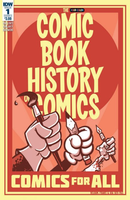 Comic Book History of Comics Vol.2 #1
