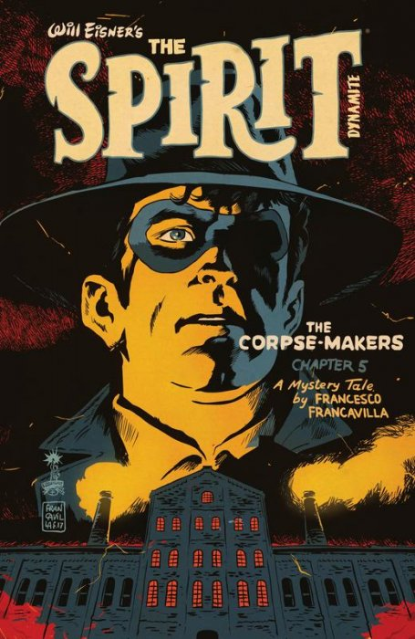 Will Eisner's - The Spirit - The Corpse-Makers #5