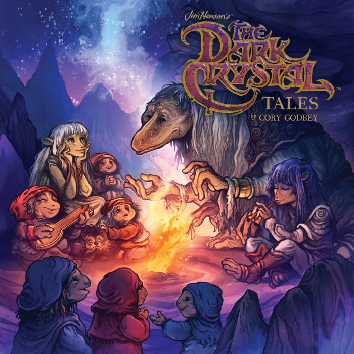 Jim Henson's The Dark Crystal Tales #1 - OGN