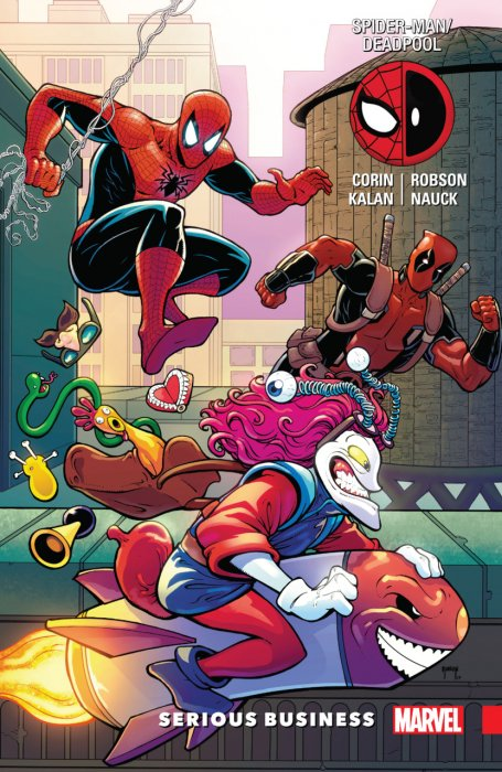 Spider-Man Deadpool Vol.4 - Serious Business