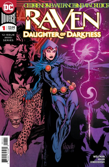 Raven - Daughter of Darkness #1