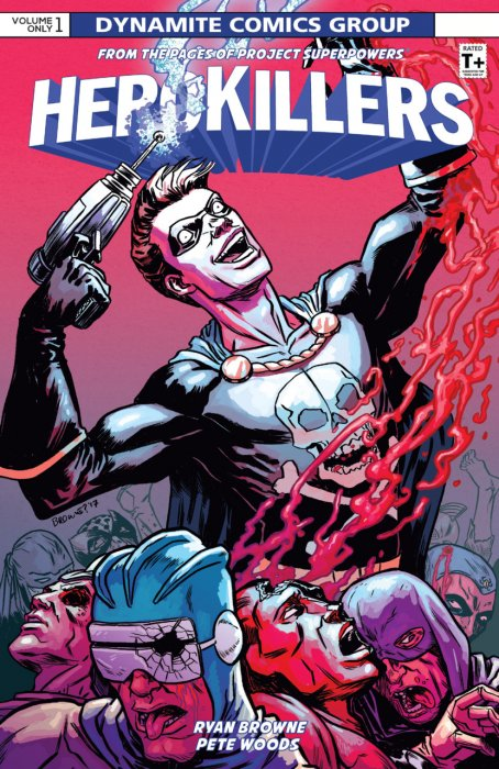 Project Superpowers - Hero Killers #1 - TPB