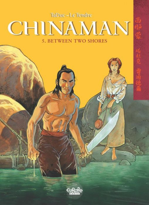 Chinaman #5 - Between Two Shores