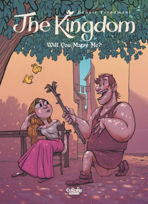 The Kingdom #4 - Will You Marry Me