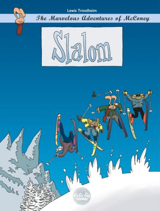 The Marvelous Adventures of McConey #0 - Slalom