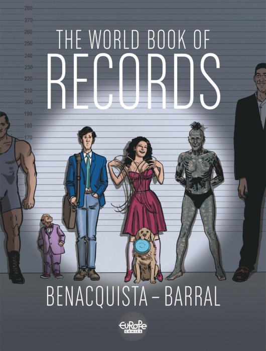 The World Book of Records #1