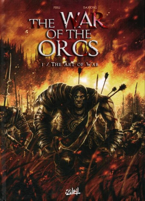 The War of the Orcs Vol.1 - The Art of War
