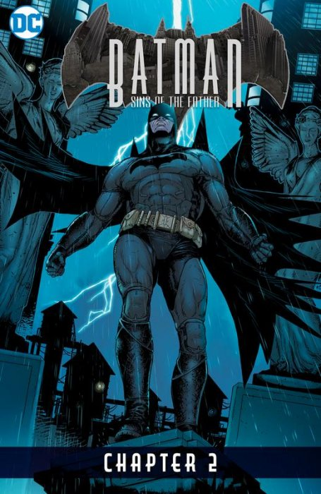Batman - Sins of the Father #2