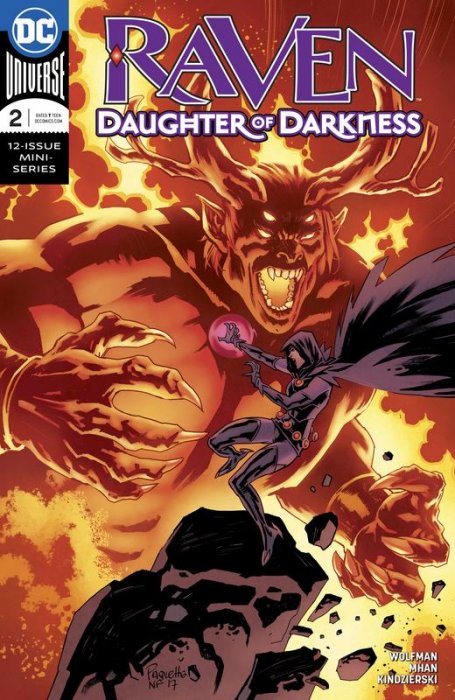 Raven - Daughter of Darkness #2