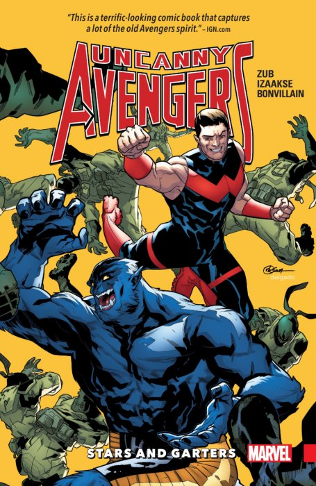 Uncanny Avengers - Unity Vol.5 - Stars and Garters