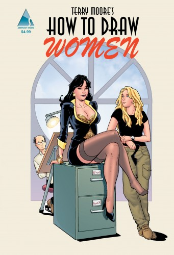 Terry Moore's How To Draw - Women