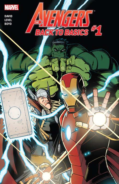 Avengers - Back to Basics #1