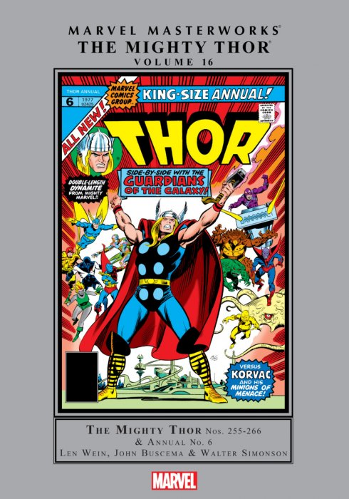 Marvel Masterworks - The Mighty Thor Vol.16