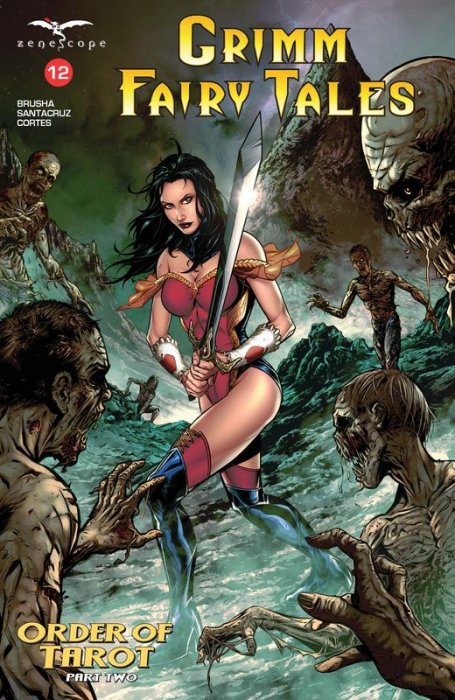 Grimm Fairy Tales Vol.2 #12