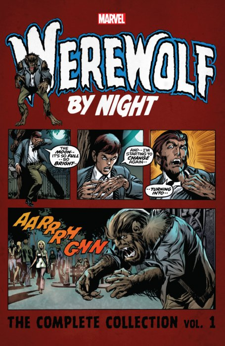 Werewolf by Night - The Complete Collection Vol.1