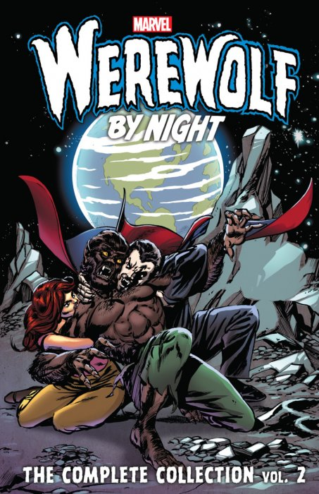 Werewolf by Night - The Complete Collection Vol.2