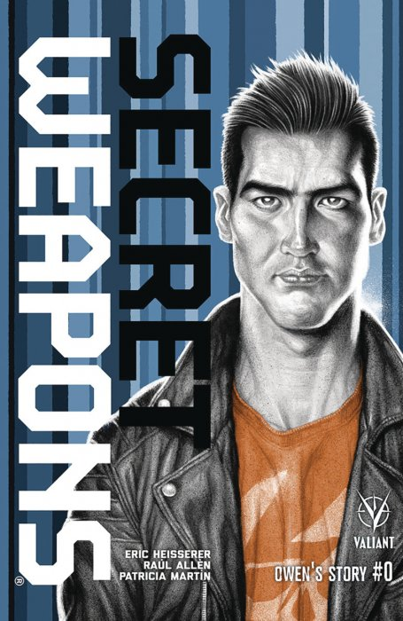 Secret Weapons - Owen's Story #0
