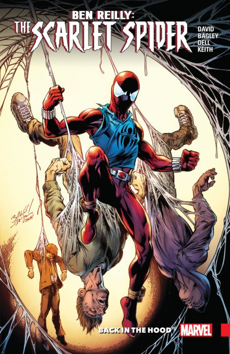 Ben Reilly - Scarlet Spider Vol.1 - Back in the Hood
