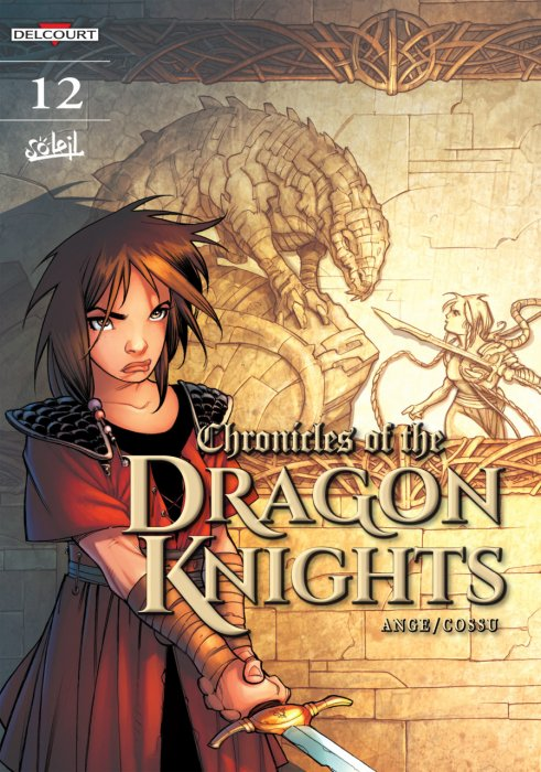 Chronicles Of The Dragon Knights Vol.12 - Ellys