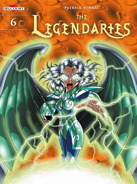 The Legendaries Vol.6 - Hand of the Future