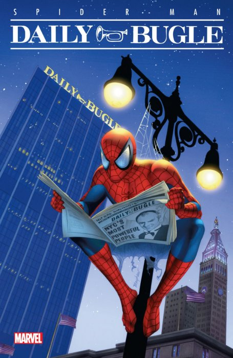 Spider-Man - The Daily Bugle #1 - TPB