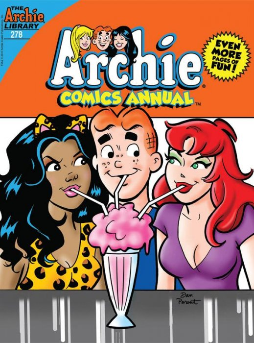 Archie Comics Double Digest #278