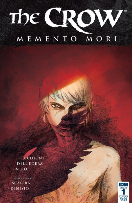 The Crow - Memento Mori #1
