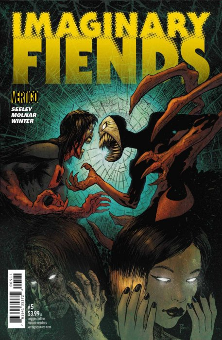 Imaginary Fiends #5