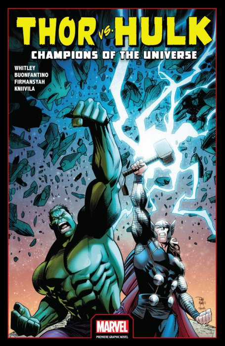 Thor vs. Hulk - Champions of the Universe #1 - TPB